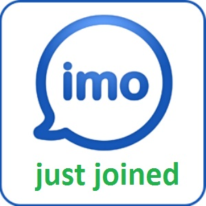 Just Joined Imo — перевод слова